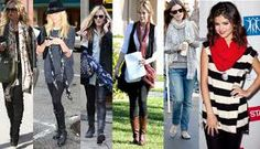 celebrity with summer scarf - Google Search