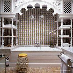 Интерьер в восточном стиле: Марокко - Дом на севере   Dnevniki.Ykt.Ru