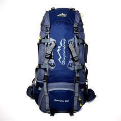 80L Large Capacity Backpack