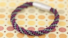 Simple Twist Pattern - Kumihimo Episode 1  | Auntie's Beads