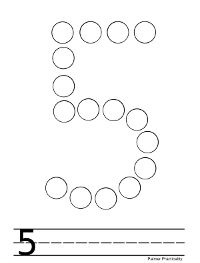Palmer Practicality: Do a Dot Printables- Numbers Numbers 1 10, Math Numbers, Numbers Preschool, Preschool Learning, Lessons For Kids, Math Lessons, Fun Math, Preschool Activities, French Worksheets