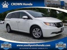 2014 Honda Odyssey EX-L Van at Crown Honda of Southpoint
