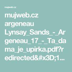 mujweb.cz argeneau Lynsay_Sands_-_Argeneau_17_-_Ta_dama_je_upirka.pdf?redirected=1480106264