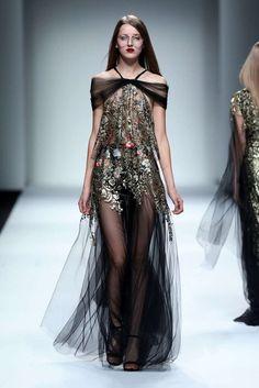 Wang Feng, Primavera/Verano 2017, Shanghái, Womenswear