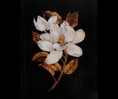 MARQUETRY CIRILLE | Flowers Gallery