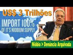 O Nióbio é a independência do Brasil.: Dr. Ribas - NIÓBIO - Basta o Brasil ser o…