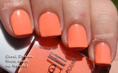 elf Coral Dream Nail Polish