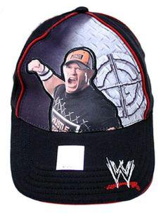 8a4ec9ab22f WWE Hat Boys Baseball Cap - John Cena
