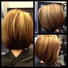 By Staiy Tran. #Color|Cut|Style.  I found this @BLOOM.COM