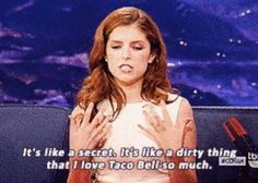 2. When she shared this important confession. | 16 Times Anna Kendrick Said What We Were All Secretly Thinking