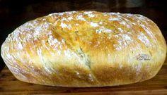Évi néni kulináris kalandozásai: Rozspelyhes sült krumplis tönköly kenyér
