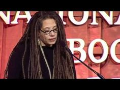 Nikky Finney - Acceptance Speech (National Book Award for Poetry)   She rocks my world!