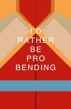 Pro bending