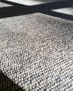 Looking gorgeous - wool felted Lisburn Cavbrem carpet installed…