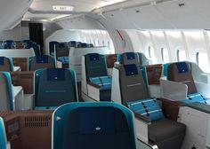 KLM Business Class - Jongeriuslab