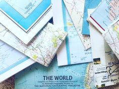 Maps on maps on maps. map photography. travel the world. plan your next vacation now! we are traveling to germany next and then sweden and thailand for the christmas holiday. follow along on @rachelscraftedlife on Instagram if you want to see. Big things are coming! I love to travel