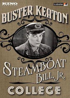 Steamboat Bill, Jr./College