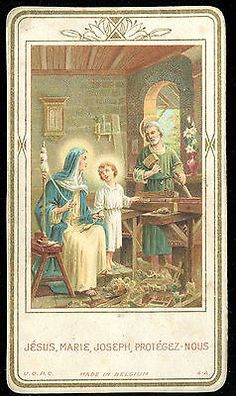 Holy Cards, Christianity, Religion & Spirituality, Collectibles