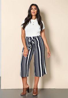 ea928471c6a 27 Best Plus Size Culottes For Women images
