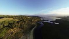 Sunrise Over Malmsbury Reservoir | Drone View From DJI Phantom. #DJIPhantom #Malmsbury #DroneView #GoPro