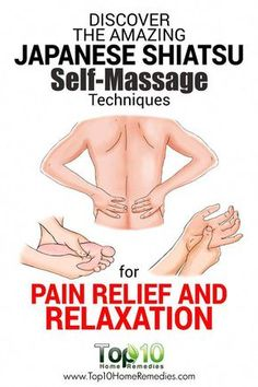 Acupressure Pain Relief Discover the Amazing Japanese Shiatsu Self-Massage Techniques for Pain Relief and Relaxation Massage Tips, Massage Benefits, Massage Techniques, Massage Therapy, Massage Quotes, Foot Massage, Martial, Acupressure Treatment, Acupressure Points
