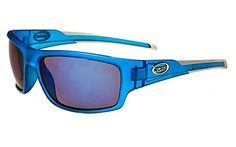 0d174e12c0405 Xloop Neon Translucent Frame Revo Lens Sports Mens Glasses Blue    You can  find more details by visiting the image link.(It is Amazon affiliate link)    ...