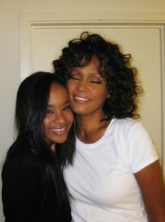 This picture is priceless. Mother and daughter