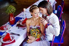 Polish folk / wedding