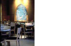 SICEC - Singapore | Coffee Shop seating detail