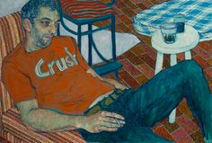 © Hope Gangloff - Andrei - Contemporary Artist - Figurative Painting