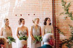 Amy & Rob - Downtown YEG Wedding. Bridal Party, Brdiesmaids