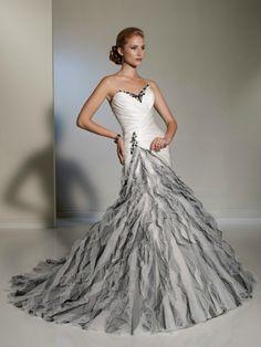 Colored Wedding Dresses « David Tutera Wedding Blog • It's a Bride's Life • Real Brides Blogging til I do!