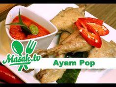 Ayam Pop   Resep #102 - YouTube