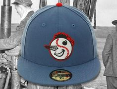 Tulsa Drillers 59Fifty Fitted Cap