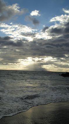 Sunset  Makena Beach  Maui 2010