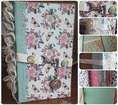 Foto Album -Rose von Soulwings-Handmade with ♥ auf DaWanda.com
