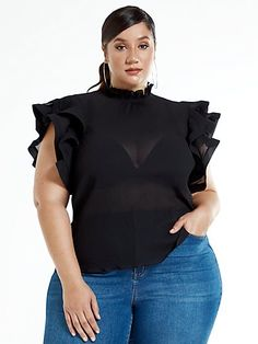 Fat Girl Outfits, Curvy Women Outfits, Thick Girls Outfits, Curvy Women Fashion, Plus Size Outfits, Plus Size Fashion, Sweater Fashion, Fashion Pants, Fashion To Figure