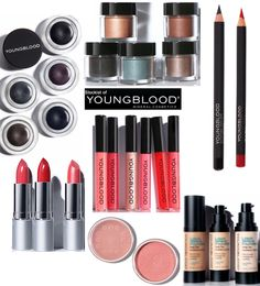 A range of vegan products by Youngblood Mineral Cosmetics is now available at Vegan Beauty.  Including 5 of the 6 Gel Eyeliners, lipliners, glassy lipglosses, liquid foundation & much more.  Check it out here: https://veganbeauty.com.au/products-page/youngblood-mineral-cosmetics/