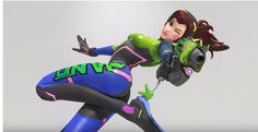 For two of the sprays, an icon, and a skin, you'll need to win a certain number of games. The sprays show D.Va as she appears in the game and the new skin has h Overwatch Costume, Wonderland Events, Bunny Names, Winter Wonder, Baby Bunnies, New Skin, Halloween 2018, My Hero Academia Manga, Challenges