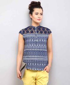 Shop latest or trendy women tops online in India at http   www. 488ae6d4af