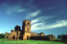Misiones Jesuíticas Guaraníes  Paraguay