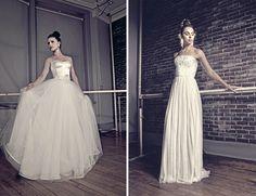 2015 Wedding Dress Trends with Pas de Deux Bridal