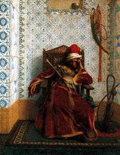 Orientalist painter Jean Léone Gérôme