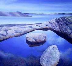 Claire Smith Art-Paintings from nature Rock Pools, Limited Edition Prints, Will Smith, Claire, Nature, Painting, Outdoor, Inspiration, Art