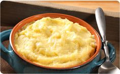 Polenta with Mascarpone Cheese ~ Try serving this tasty dish with ...
