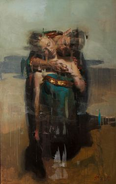 Relationships with other people Christian Hook Christian Hook, Christian Art, Abstract Portrait, Portrait Art, Portraits, Art And Illustration, Traditional Paintings, Contemporary Paintings, Figurative Kunst