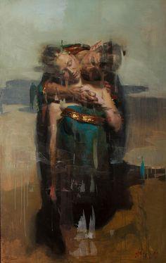 Christian Hook| Artist| The Kiss