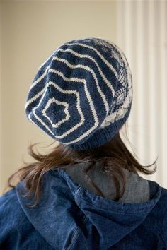 0c39ddfb763 Winter Woods Hat and Gloves - Media - Knitting Daily Knitting Magazine