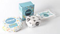 Mera Goat Cheese Packaging by Stephan Pretorius, via Behance