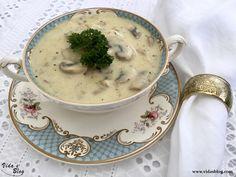 سوپ قارچ – وبلاگ ويدا